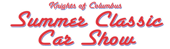 First Annual St. Johns Knights of Columbus Summer Classic Car Show